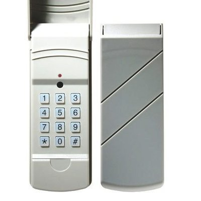 Dolphin Digital Garage Door Opener Keypad
