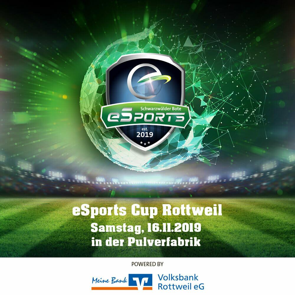 Schwarzwälder Bote eSports Cup Rottweil // 16.11.2019 // Playstation 4 - 2vs2