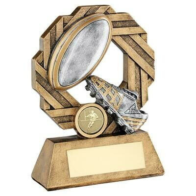 RESIN RUGBY AWARD