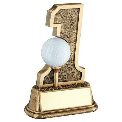 HOLE IN ONE (GOLF BALL NOT SUPPLIED) 6 INCH