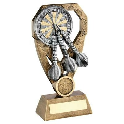 RESIN DARTS AWARD