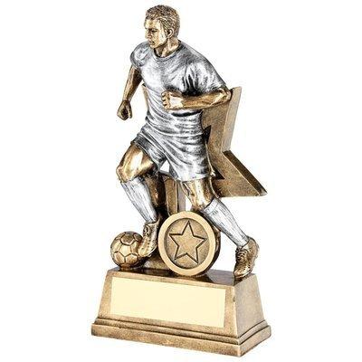 Resin Male Football Award