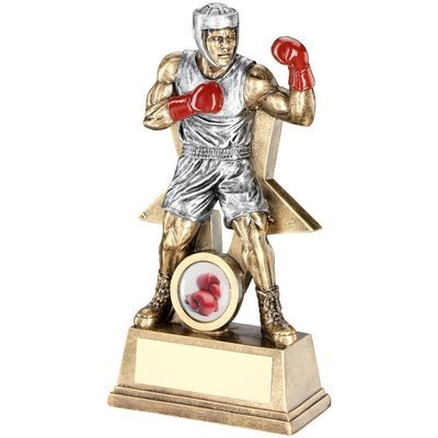 Male Boxing Figure