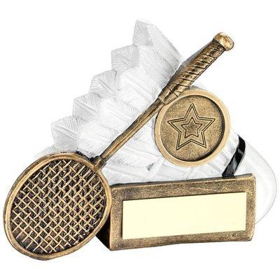 Badminton Resin Award