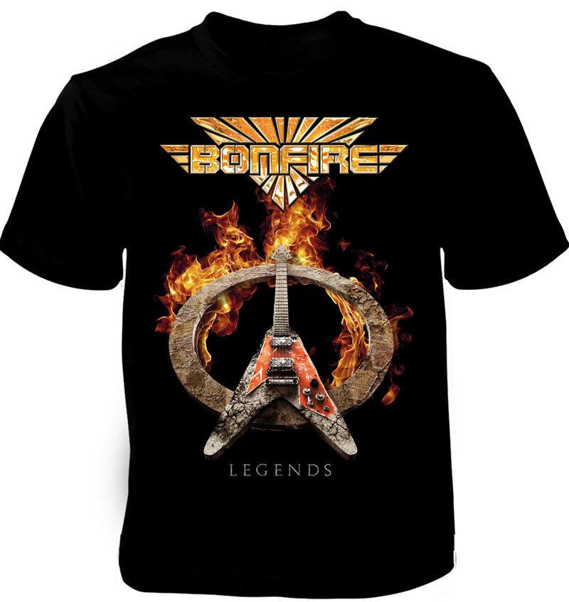"T-Shirt BONFIRE ""Legends"""