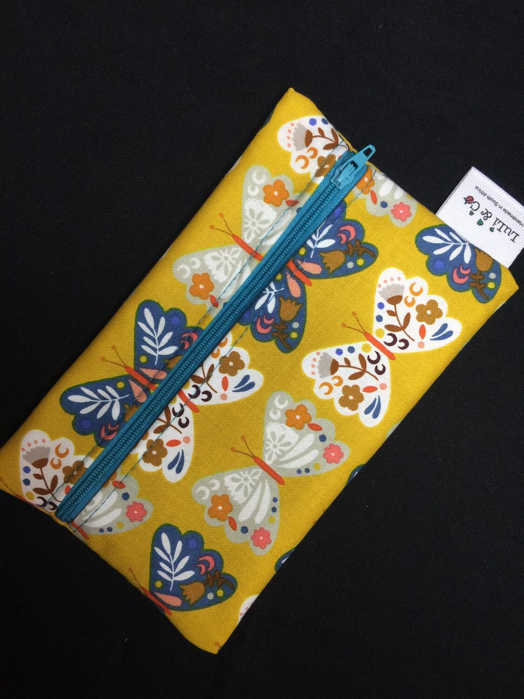 Ladycloth Wetbag-Butterflies