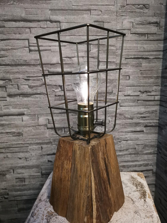 LED kooilamp op batterijen