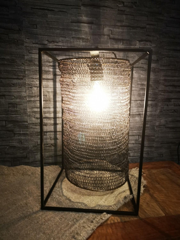 Metalen lamp