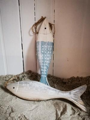 Houten vis