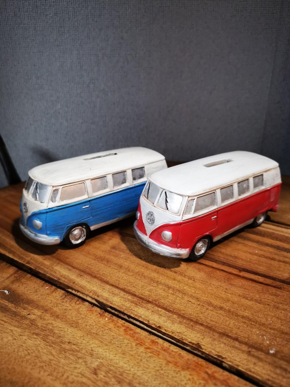 Spaarpot VW Bus