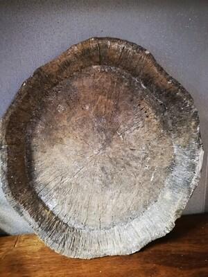 Dienblad van steen