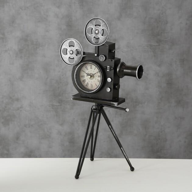 Tafelklok filmcamera
