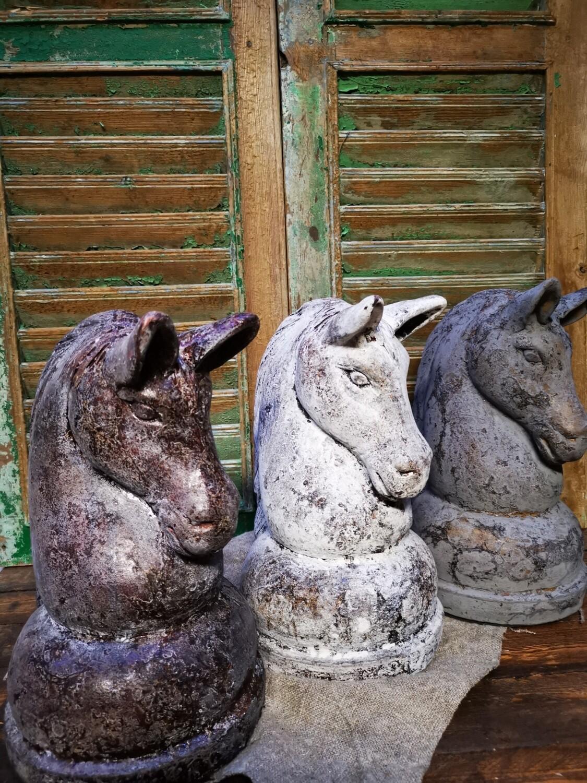 Schaakstuk paard assorti kleur
