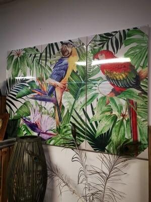 Drieluik jungle
