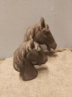 Paardenhoofd bruin M