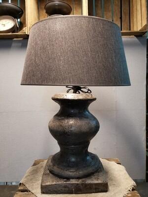 Grote Balusterlamp incl kap