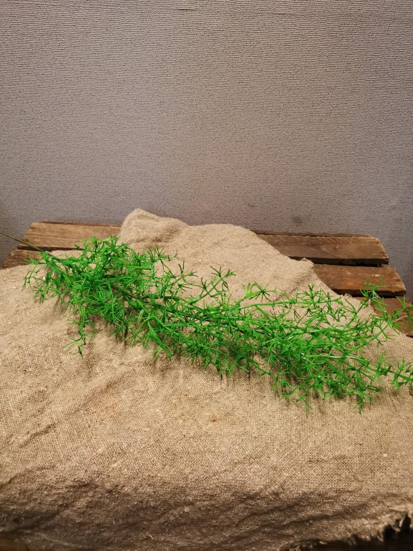 Kunsttak groen