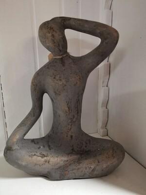 Vrouwenbeeld Yoga