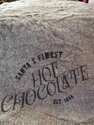 Shabby hot chocolate
