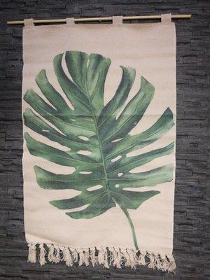 Wanddecoratie botanisch 60*90cm