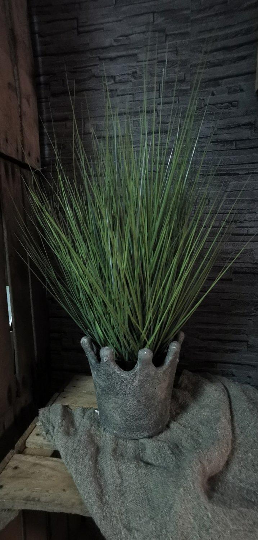 Kunstgras in pot 60cm