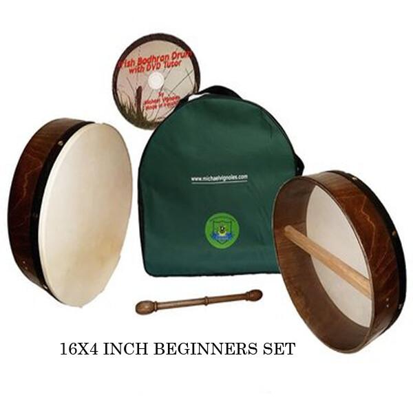 16x4  inch Beginners set