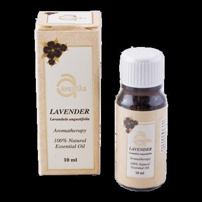 Лаванды французской маcло эфирное Avantika Lavender French