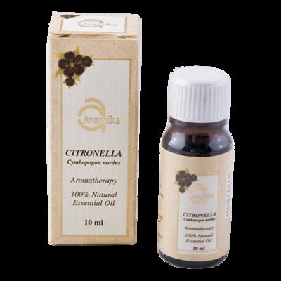 Цитронеллы масло эфирное Avantika Citronella