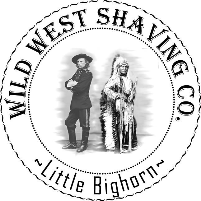 Little Bighorn Shaving Soap - Vetiver, Leather, Black Pepper, Citrus, Musk.