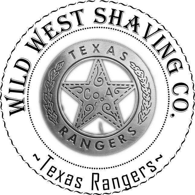 Texas Rangers Shaving Soap - Mesquite, Sweet Grass, Cactus Flower, Amber, Eucalyptus, Citronella