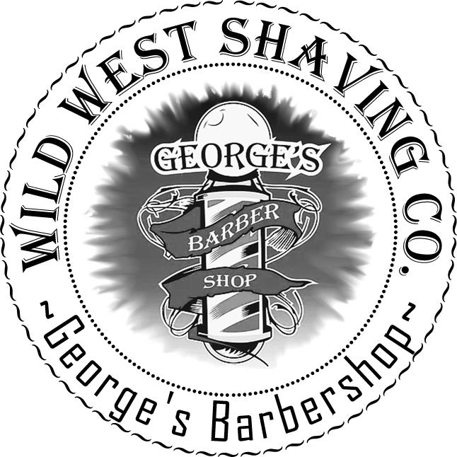 George's Barbershop Spray Cologne - Smokey Leather, Neroli, Vanilla, Black Pepper, Bergamot