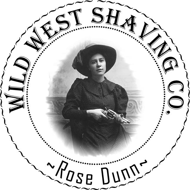 Rose Dunn Shaving Soap - Wild Rose, Coconut, Amber.