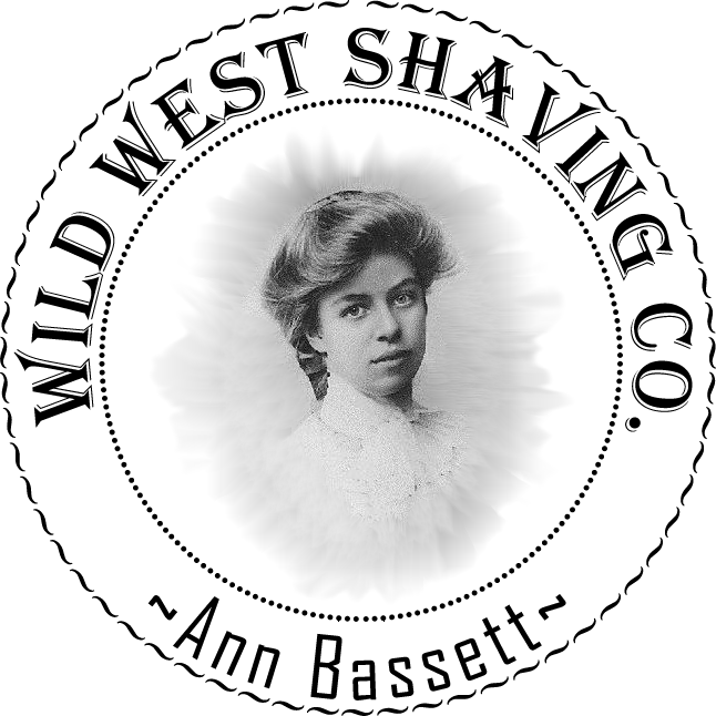 Ann Bassett Shaving Soap -  Neroli, Vanilla Bean, Amber.