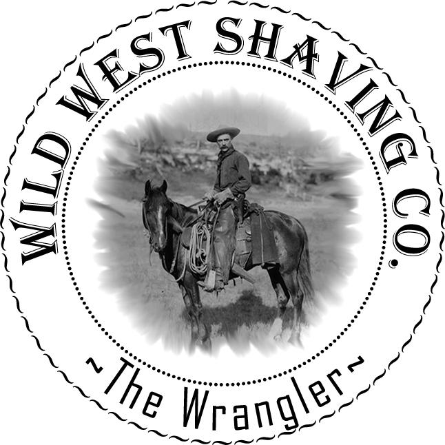 The Wrangler Shaving Soap - Tack & Saddle Leather