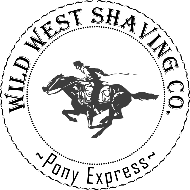 """Pony Express Shaving Soap - """"Welsh Leather""""... English Leather with less boredom :-)"""