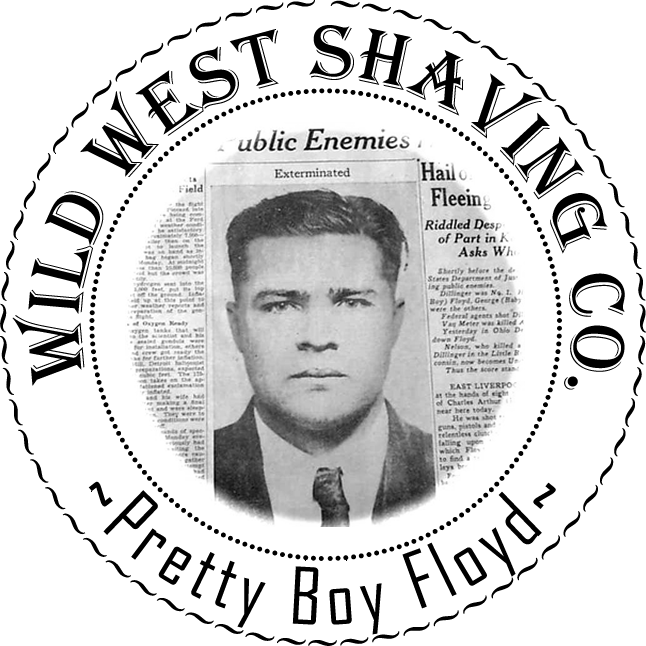 Pretty Boy Floyd Shaving Soap - Lavender, Smokey Fig.