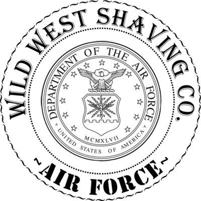 *AIR FORCE* Shaving Soap - Leather, Basil, Sage, Cuban Tobacco.