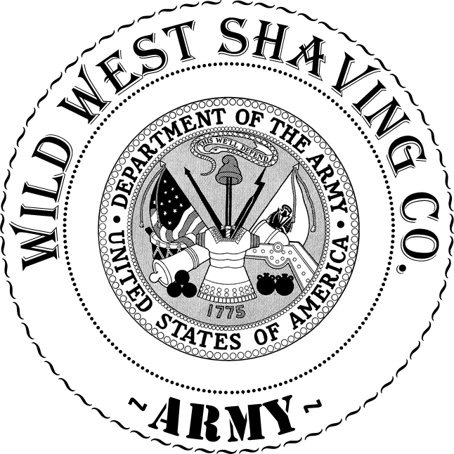*ARMY* Shaving Soap - Green Grass, Cedar, Fig, Vanilla
