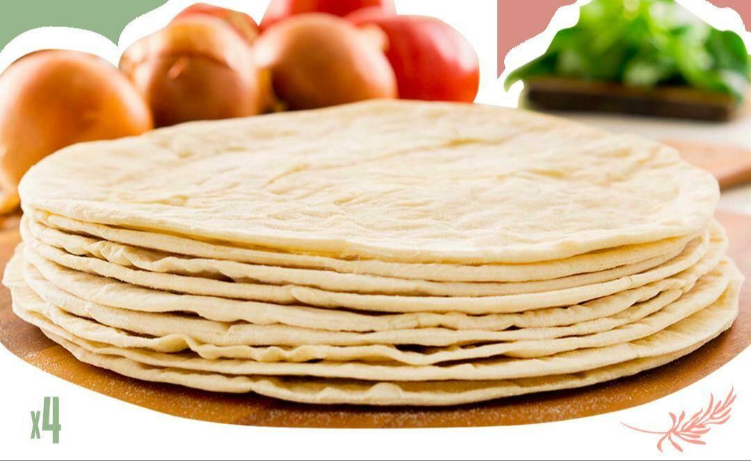 Masa Pizza Artesanal (4 Unidades)