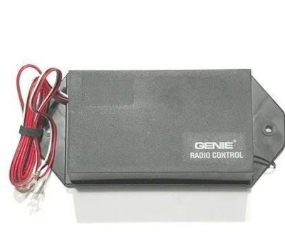 Genie GR390-12 External Receiver With Two Visor Remotes