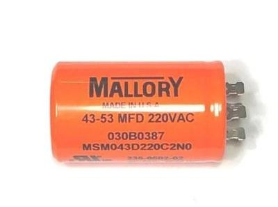030B387 Capacitor