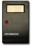 64LM LiftMaster Three Button Key Chain Remote, 390MHz