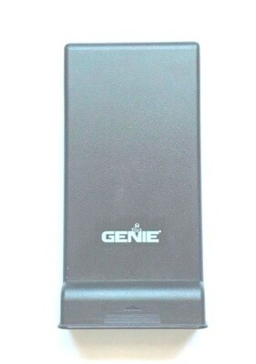 Genie Black Sliding Keypad Cover, With White Genie Logo