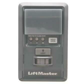 881LMW Motion-Detecting Control Panel w/ TTC
