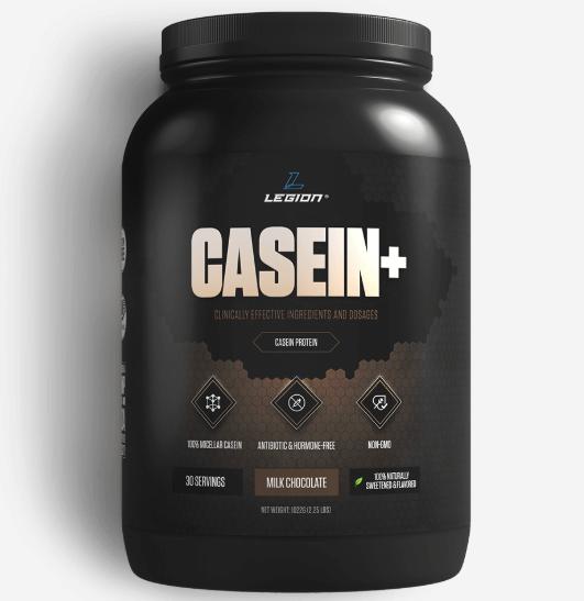 Casein+ by Legion (Protein Powder)