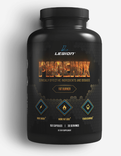 Phoenix by Legion (Fat Burner)