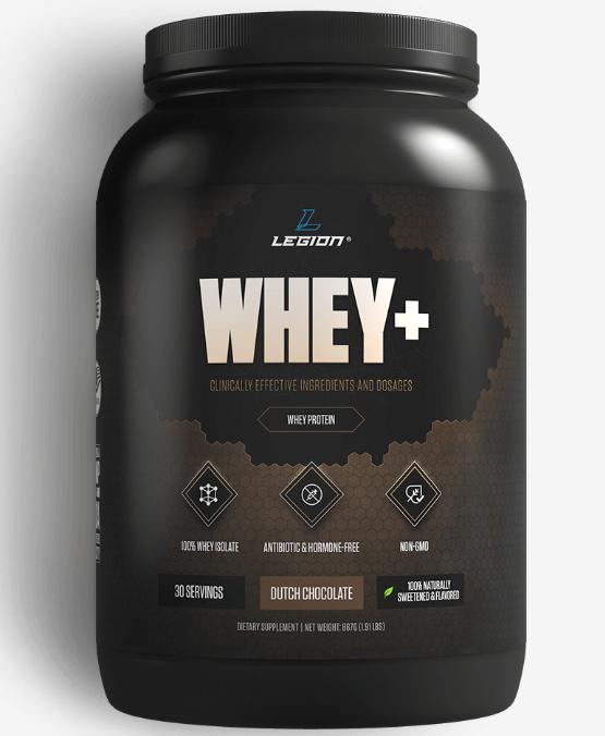 Whey+ by Legion (Protein Powder)