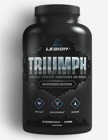 Triumph by Legion (Multivitamin)