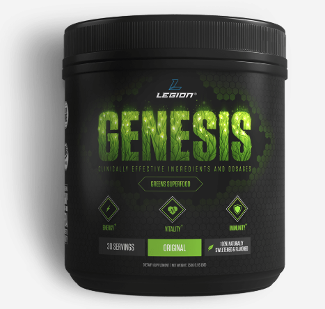 Genesis by Legion (Greens Superfood)