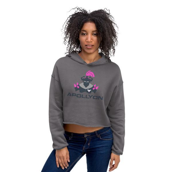 Women's Apollyon Crop Sweatshirt
